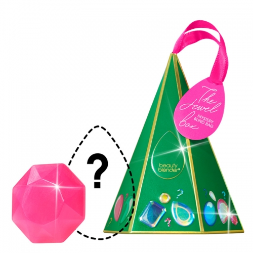 Beautyblender® The Jewel box šventinis rinkinys
