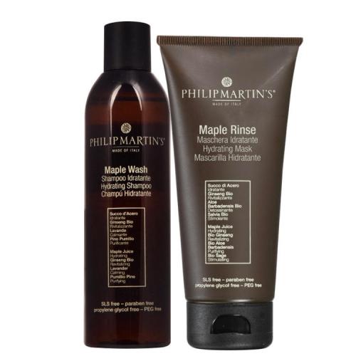 Philip Martin's Maple rinkinys plaukų drėkinimui