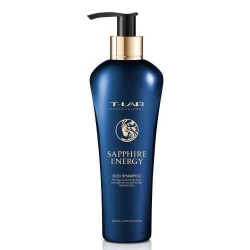 T-LAB Professional Sapphire Energy Duo šampūnas plaukų stiprinimui (250 ml)