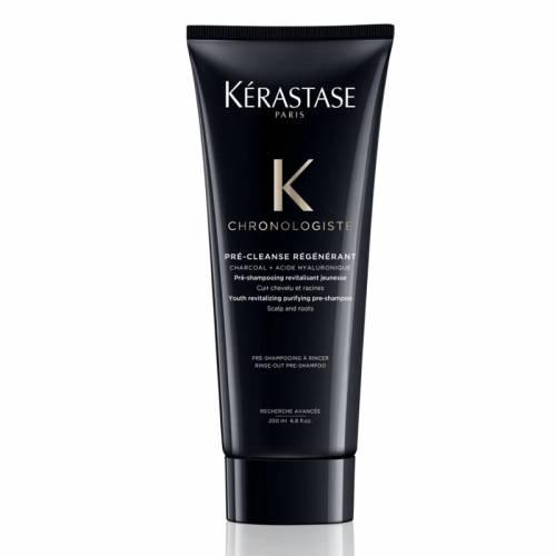 Kerastase Chronologiste Pré Cleanse Régénerant Valomasis ir detoksikuojantis galvos odos pylingas  (200 ml)