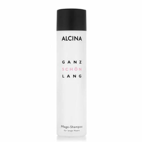 Alcina Ganz Schön Lang puoselėjantis šampūnas ilgiems plaukams (250 ml)