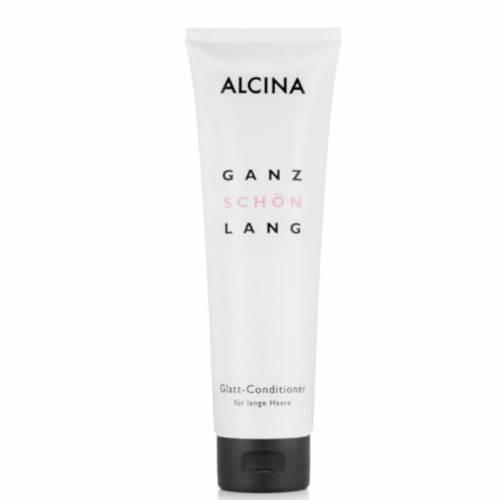 Alcina Ganz Schön Lang blizgesio suteikiantis kondicionierius ilgiems plaukams (150 ml)