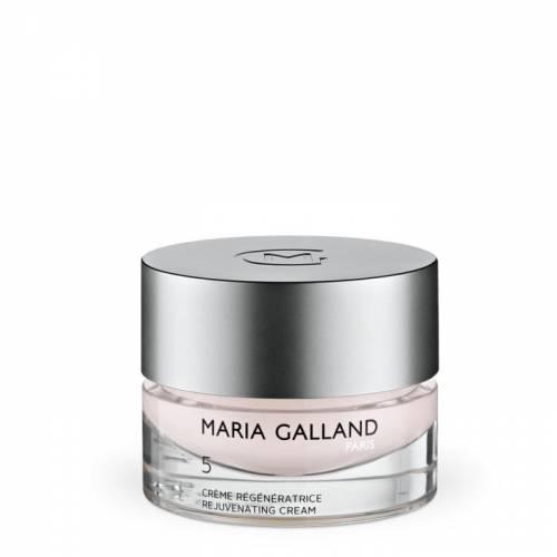 5 Maria Galland atstatomasis kremas sausai odai nuo raukšlių su bičių vašku, fosfolipidais, vitaminais A ir B (50 ml)