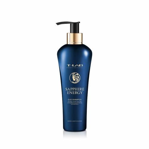 T-LAB Professional Sapphire Energy Duo šampūnas plaukų stiprinimui (300 ml)