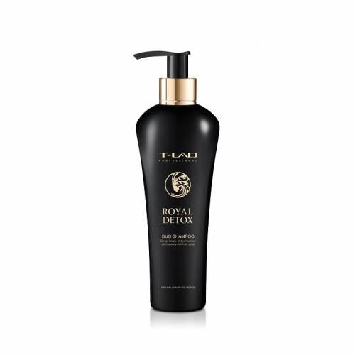 T-LAB Professional Royal Detox Duo detoksikuojantis šampūnas (300ml)