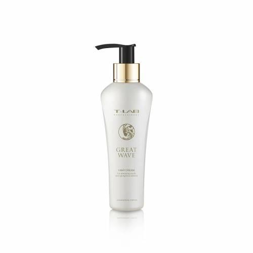 T-LAB Professional Great Wave Hair Cream plaukų kremas (130ml)