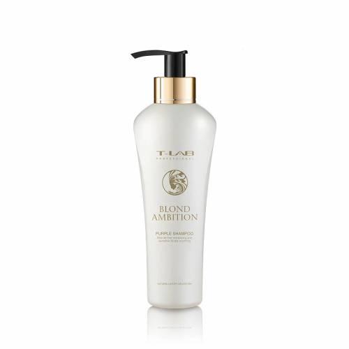 T-LAB Professional Blond Ambition purpurinis šampūnas šviesiems plaukams (300ml)