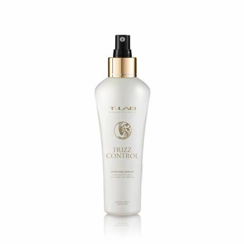 T-LAB Professional Frizz Control parfumuotas serumas garbanų kontrolei (150ml)