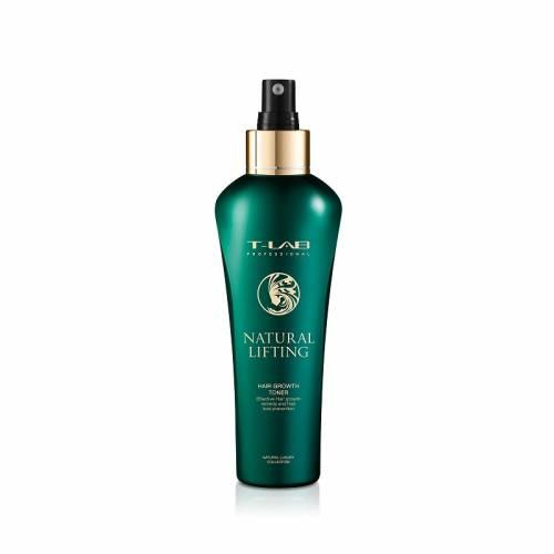 T-LAB Professional Natural Lifting Hair Growth Toner tonikas (150ml)