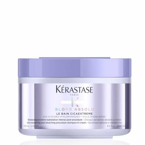 Kerastase Le Bain Cicaextreme intensyviai drėkinantis šampūnas po šviesinimo (250 ml)
