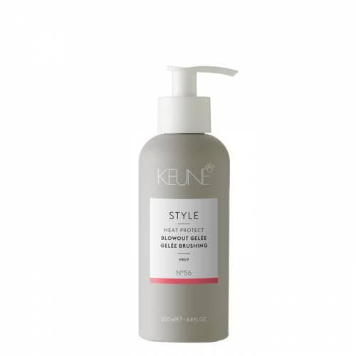 Keune Style BLOWOUT želė plaukų džiovinimui ir apimčiai (200 ml)
