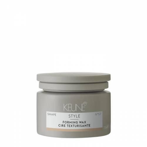 Keune Style FORMING vidutinės fiksacijos plaukų vaškas (75 ml)