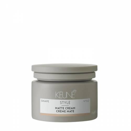 Keune Style MATTE matinę tekstūrą sukuriantis plaukų kremas (75 ml)