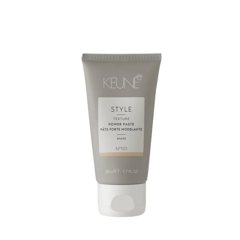 Keune Style POWER matinė stiprios fiksacijos plaukų pasta (50 ml)