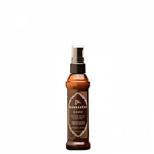 Marrakesh KHAM plaukų tiesinamasis pienelis (60 ml)