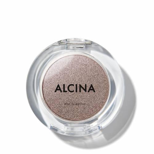 Alcina Eyeshadow Pearly Silver blizgantys kompaktiniai akių šešėliai