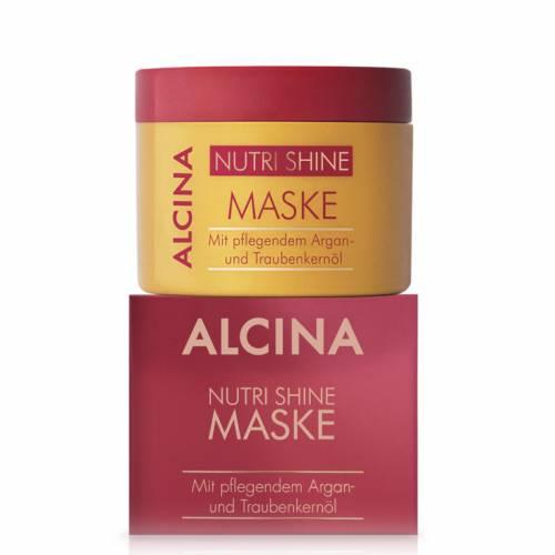 Alcina Nutri Shine maitinanti ir žvilgesio suteikianti kaukė (250 ml)