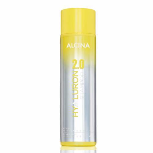 Alcina Hyaluron 2.0 šampūnas su hialurono rūgštimi sausiems plaukams (250 ml)