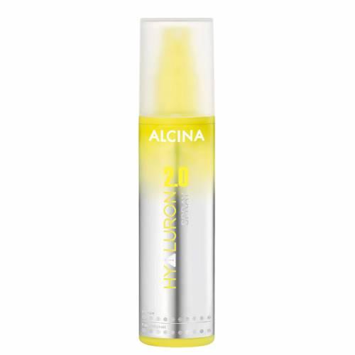 Alcina Hyaluron 2.0 drėknantis purškiamas plaukų losjonas su hialurono rūgštimi (100 ml)