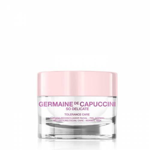 Germaine de Capuccini So Delicate apsauginis kremas (50 ml)