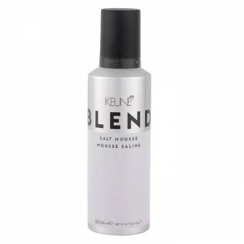 Keune Blend Satl Mousse apimtį ir tekstūrą suteikiančios putos su druska (200 ml)