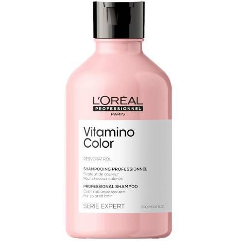 L'oreal Professionnel Vitamino Color dažytų plaukų šampūnas (300 ml)
