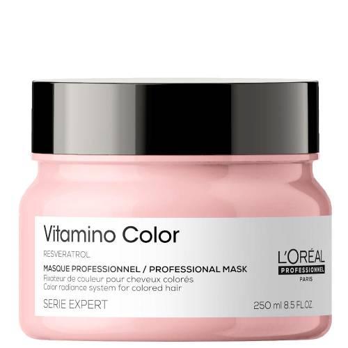 L'Oreal Professionnel Vitamino Color dažytų plaukų kaukė (250 ml)