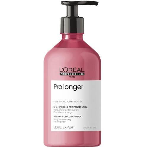 L'Oreal Professionnel Pro Longer plaukus stiprinantis šampūnas (500 ml)