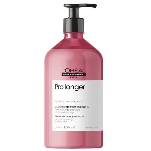 L'Oreal Professionnel Pro Longer plaukus stiprinantis šampūnas (750 ml)