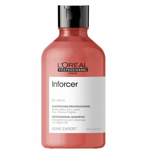 L'oreal Professionnel Serie Expert Inforcer šampūnas saugantis plaukus nuo lūžinėjimo (300 ml)