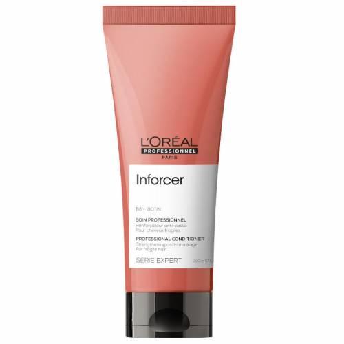L'oreal Professionnel Serie Expert Inforcer kondicionierius saugantis plaukus nuo lūžinėjimo (200 ml)