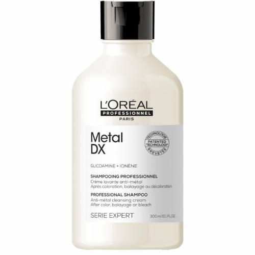 L'oreal Professionnel Metal Detox valomasis plaukų kremas - šampūnas (300 ml)