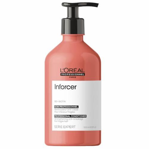 L'oreal Professionnel Serie Expert Inforcer kondicionierius saugantis plaukus nuo lūžinėjimo (500 ml)