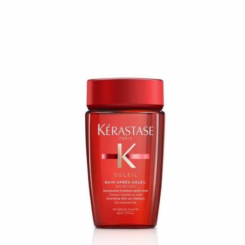 Kerastase Bain Apress Soleil maitinamasis šampūnas šampūnas (80 ml)