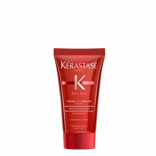 Kérastase Soleil Creme UV Sublime nenuplaunamas plaukų kremas (50 ml)