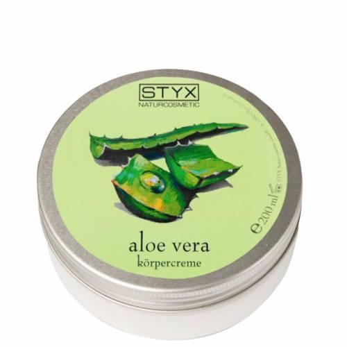STYX NATURCOSMETIC kūno kremas su alavijais (200 ml)