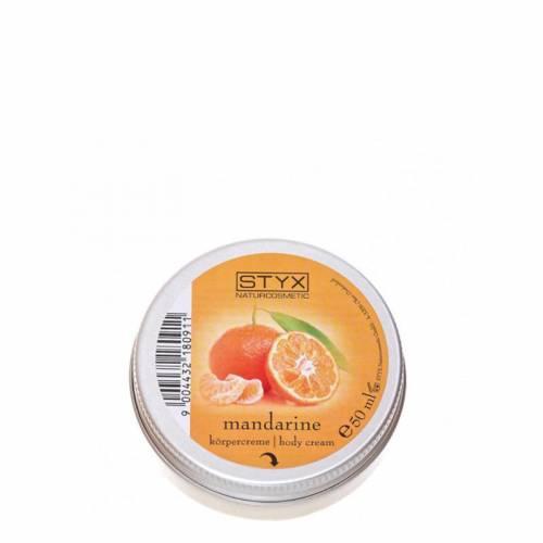STYX NATURCOSMETIC kūno kremas su mandarinais (50 ml)