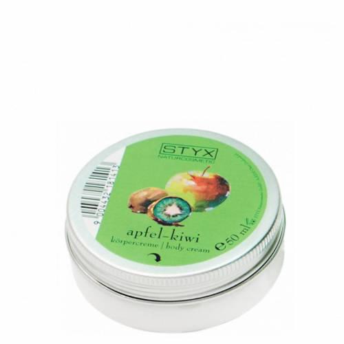 STYX NATURCOSMETIC kūno kremas su obuoliais ir kiviu (50 ml)