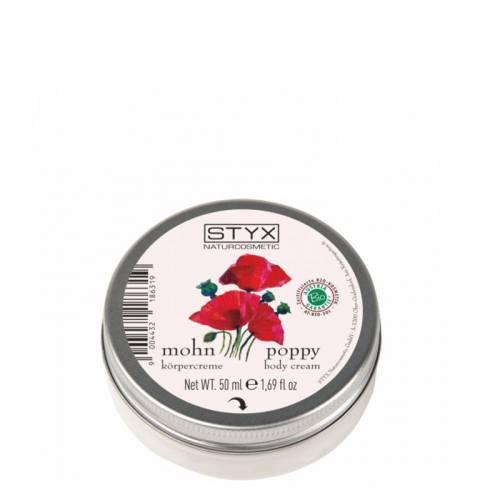 STYX NATURCOSMETIC kūno kremas su taukmedžio sviestu (50 ml)