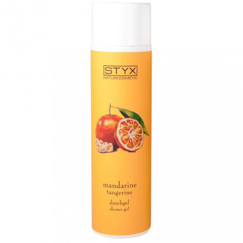 STYX NATURCOSMETIC dušo gelis su mandarinais (250 ml)