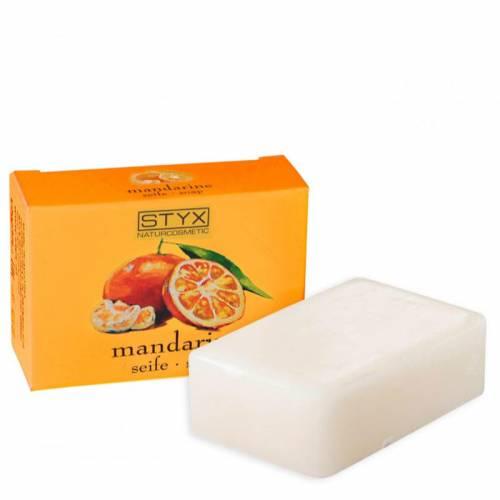 STYX NATURCOSMETIC mandarinų kūno muilas (100 g)