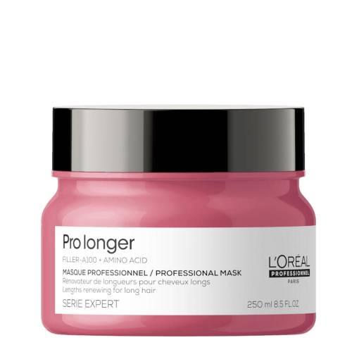 L'Oreal Professionnel Pro Longer plaukus stiprinanti kaukė (250 ml)