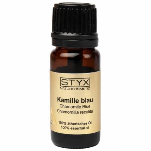 STYX NATURCOSMETIC mėlynųjų ramunėlių eterinis aliejus (10 ml)