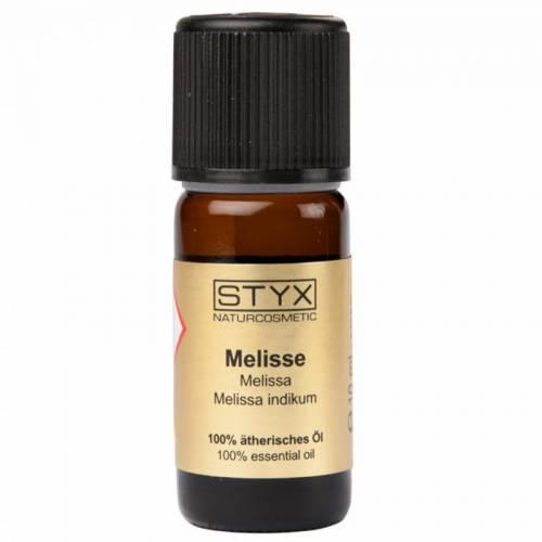 STYX NATURCOSMETIC melisos eterinis aliejus (10 ml)