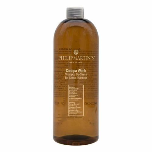 Philip Martin's Canapa Wash gaivinamasis plaukų šampūnas (1000 ml)