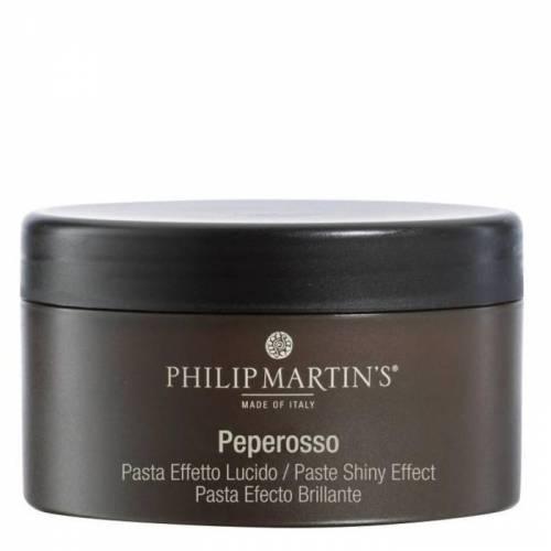 Philip Martin's Peperosso Shiny Effect Paste modeliuojamoji plaukų pasta (75 ml)