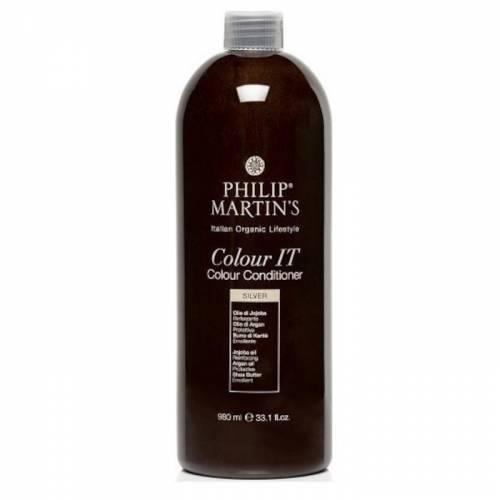 Philip Martin's Colour It Silver sidabro spalvos dažantis kondicionierius (980 ml)