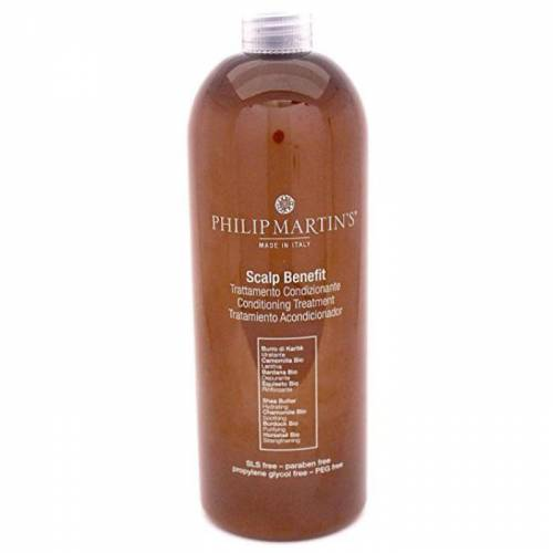 Philip Martin's Scalp Benefit maitinamoji kaukė plaukams ir galvos odai (1000 ml)