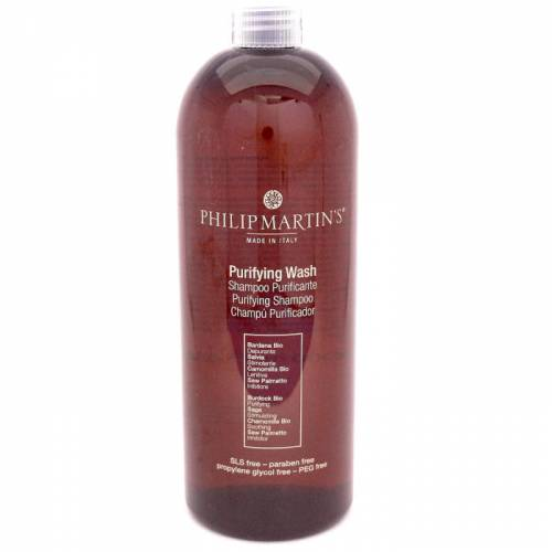 Philip Martin's Purifying Wash valomasis šampūnas (1000 ml)