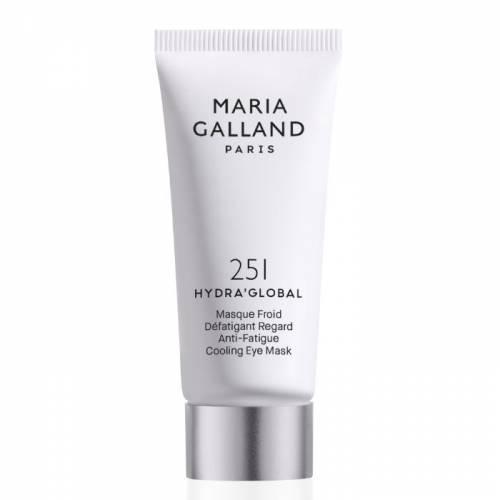 251 Maria Galland drėkinanti paakių kaukė su peptidais (30 ml)